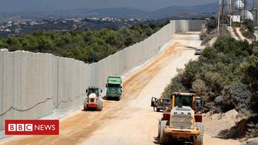 Israel targets Hezbollah 'terror tunnels'