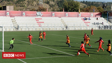 Women's football dream becomes nightmare
